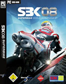 SBK-08 Superbike World Championship packshot