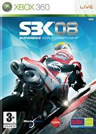 Packshot for SBK-08 Superbike World Championship on Xbox 360
