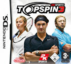 Packshot for Top Spin 3 on DS