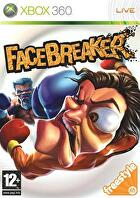 Packshot for FaceBreaker on Xbox 360