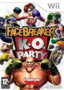 Facebreaker KO Party packshot
