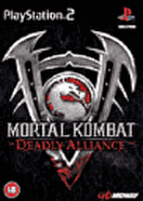 Mortal Kombat: Deadly Alliance packshot