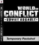 World in Conflict: Soviet Assault packshot