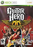 Packshot for Guitar Hero: Aerosmith on Xbox 360