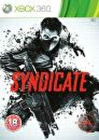 Packshot for Syndicate on Xbox 360