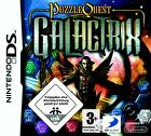 Packshot for Puzzle Quest: Galactrix on DS