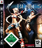 Packshot for X-Blades on PlayStation 3