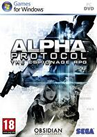 Packshot for Alpha Protocol on PC