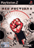 Packshot for Red Faction II on PlayStation 2
