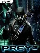 Prey 2 packshot