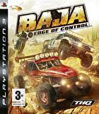 Packshot for BAJA: Edge of Control on PlayStation 3