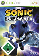 Sonic Unleashed packshot