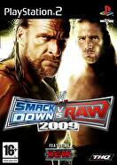 WWE SmackDown vs. Raw 2009 packshot