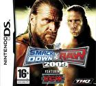 Packshot for WWE SmackDown vs. Raw 2009 on DS