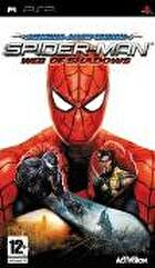 Packshot for Spider-Man: Web of Shadows on PSP