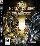 Packshot for Mortal Kombat vs. DC Universe on PlayStation 3