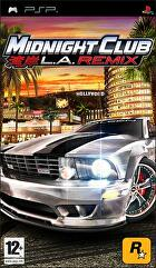 Packshot for Midnight Club: Los Angeles Remix on PSP