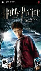 Packshot for Harry Potter and the Half-Blood Prince on PSP