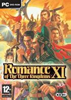 Packshot for Romance of the Three Kingdoms XI on PC