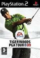 Packshot for Tiger Woods PGA Tour '09 on PlayStation 2