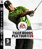Packshot for Tiger Woods PGA Tour '09 on PlayStation 3