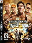 WWE Legends of Wrestlemania packshot