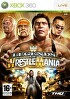 Packshot for WWE Legends of Wrestlemania on Xbox 360