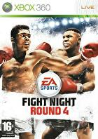 Packshot for Fight Night Round 4 on Xbox 360