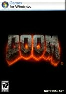 Doom 4 packshot