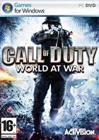 Packshot for Call of Duty: World at War on PC