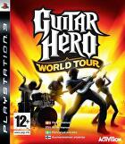 Packshot for Guitar Hero World Tour on PlayStation 3