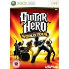 Packshot for Guitar Hero World Tour on Xbox 360
