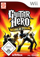 Packshot for Guitar Hero World Tour on Wii