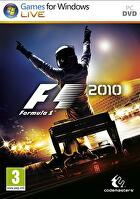 Packshot for F1 2010 on PC