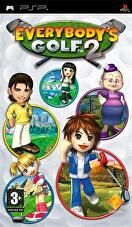 Everybody's Golf 2 packshot