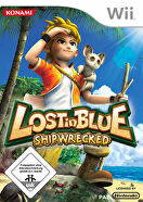 Lost in Blue: Shipwrecked! packshot