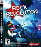 Packshot for Rock Revolution on PlayStation 3