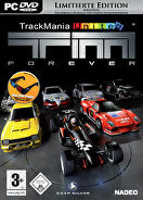 TrackMania United Forever packshot