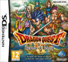 Packshot for Dragon Quest: Realms of Reverie on DS