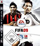 Packshot for FIFA 09 on PlayStation 3