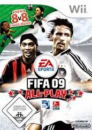 FIFA 09 All-Play packshot