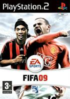 Packshot for FIFA 09 on PlayStation 2