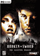 Broken Sword: The Sleeping Dragon packshot