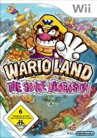 Packshot for Wario Land: The Shake Dimension on Wii