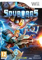 Packshot for Spyborgs on Wii