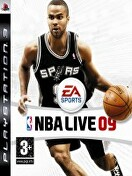 NBA Live 09 packshot