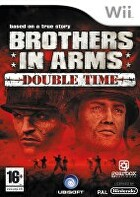 Packshot for Brothers in Arms: Double Time on Wii