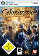 Sid Meier's Civilization IV: Colonization packshot