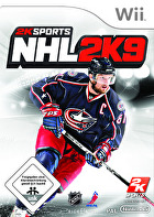 Packshot for NHL 2K9 on Wii