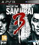 Way of the Samurai 3 packshot